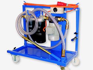 Filtrierung und Filtration