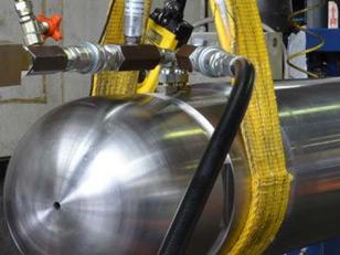 Reparatur/Wartung und Revision des Zylinders