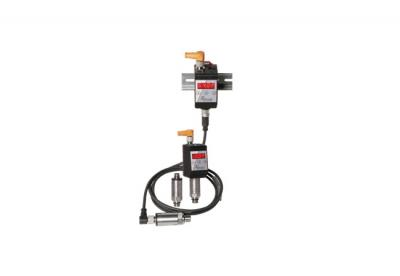 Pressure transmitters and switches