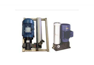 External filter units